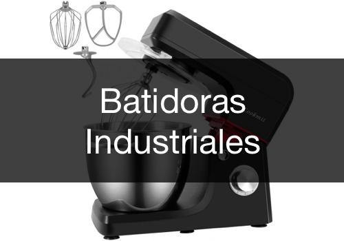 Batidoras Industriales