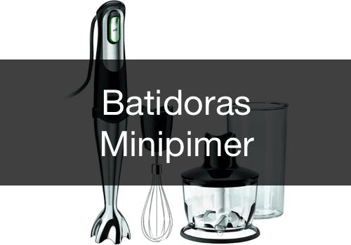 Batidoras Minipimer
